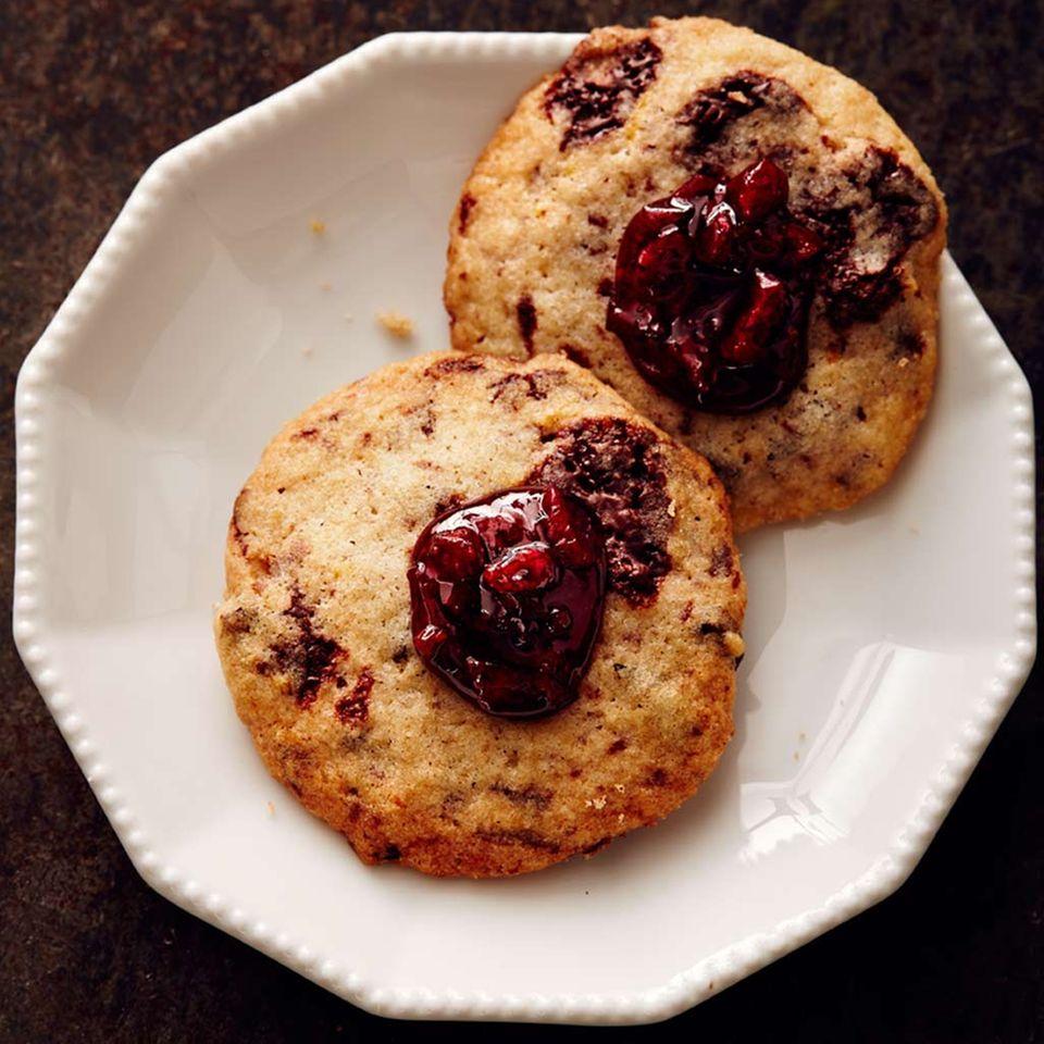 Kardamom-Cookies