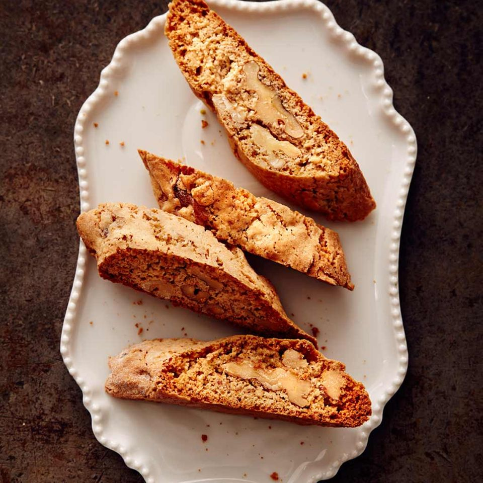 Walnuss-Cantuccini