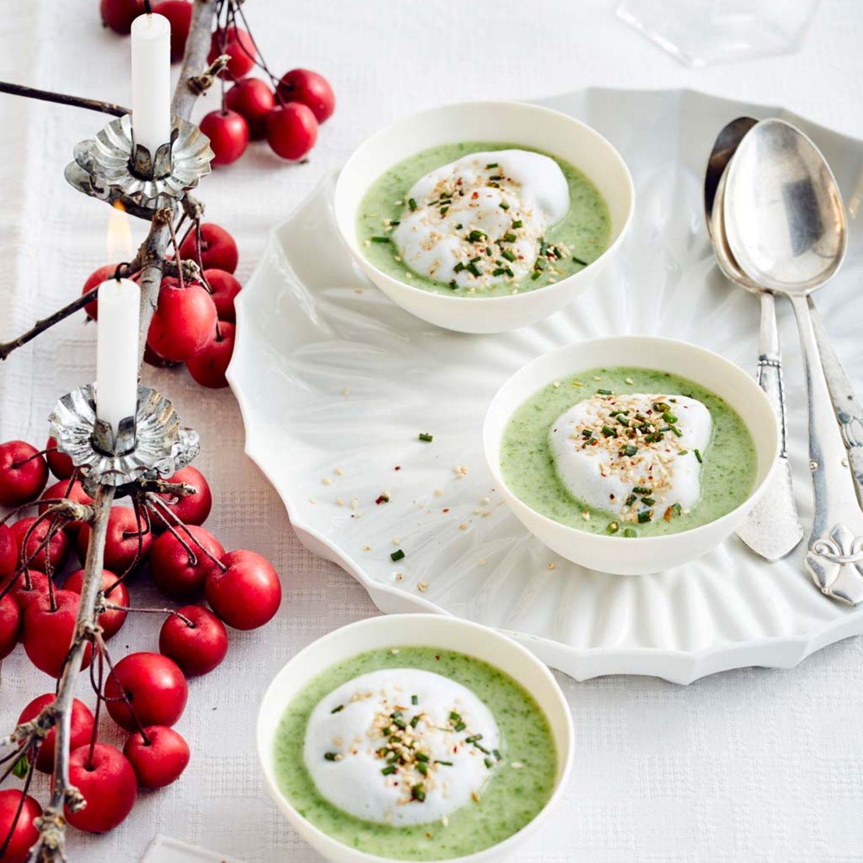 Vegetarisches Weihnachtsessen: Rezepte & Menüs