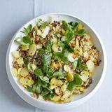 Kartoffel-Linsen-Salat