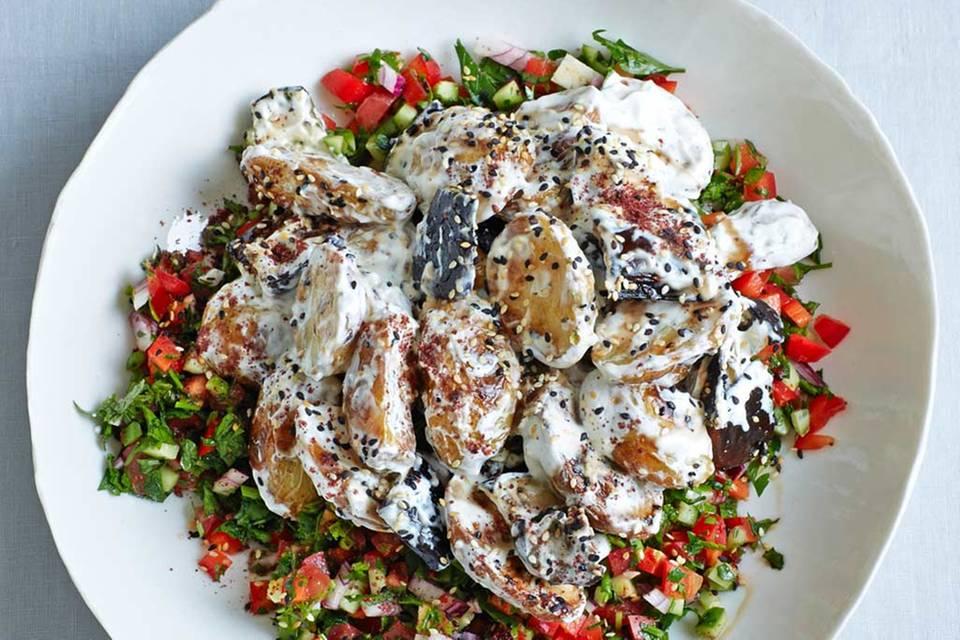 Orient-Kartoffelsalat Rezept