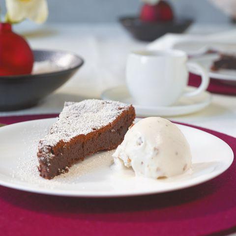 Schokoladen-Zimt-Kuchen