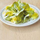 Salat mit Kräuter-Dressing
