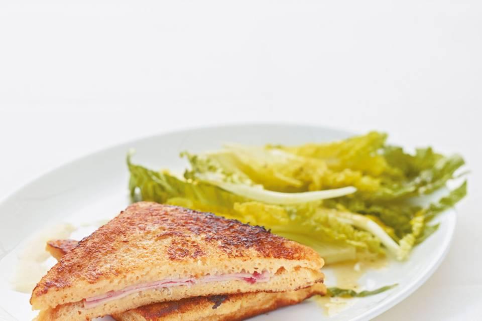 Scharfer French Toast Rezept
