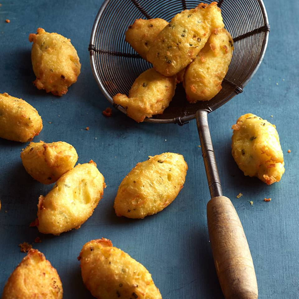 Dauphine-Kartoffeln Rezept