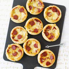 Mini-Pizzen
