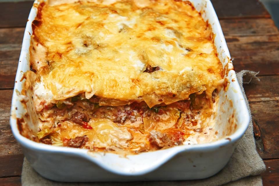 Kartoffel-Lasagne Rezept