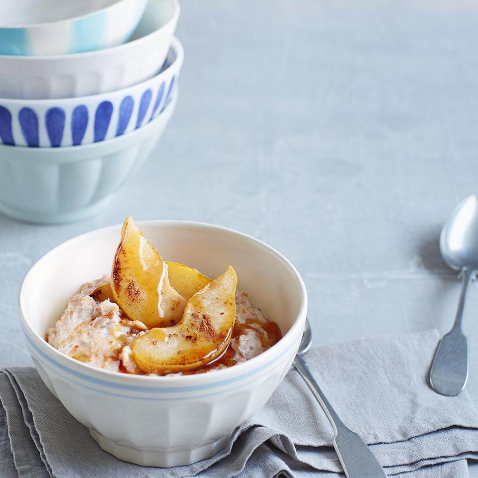 Porridge: Rezepte für den leckeren Haferbrei