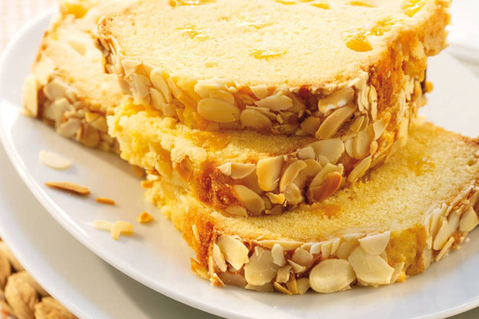 Kastenkuchen mit Aprikosen Rezept
