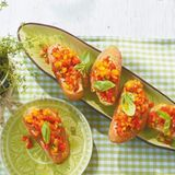 Paprika-Crostini