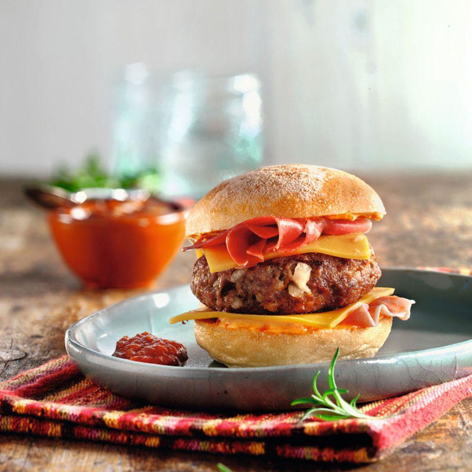 Burger andalusisch