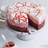 Schoko-Erdbeer-Vanille-Torte