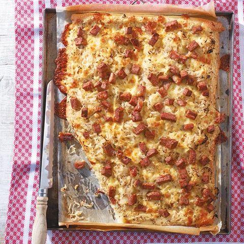 Bayerische Pizza