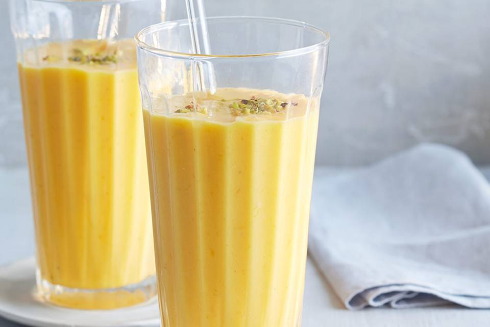 Mango-Kardamom-Lassi Rezept