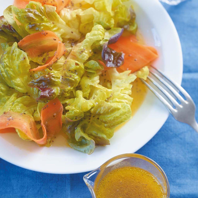 Dressing: Rezepte für raffinierte Salate