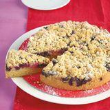 Apfel-Heidelbeer-Kuchen