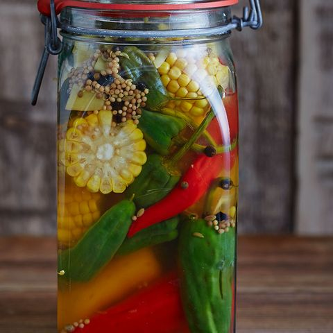 Paprika-Pickles