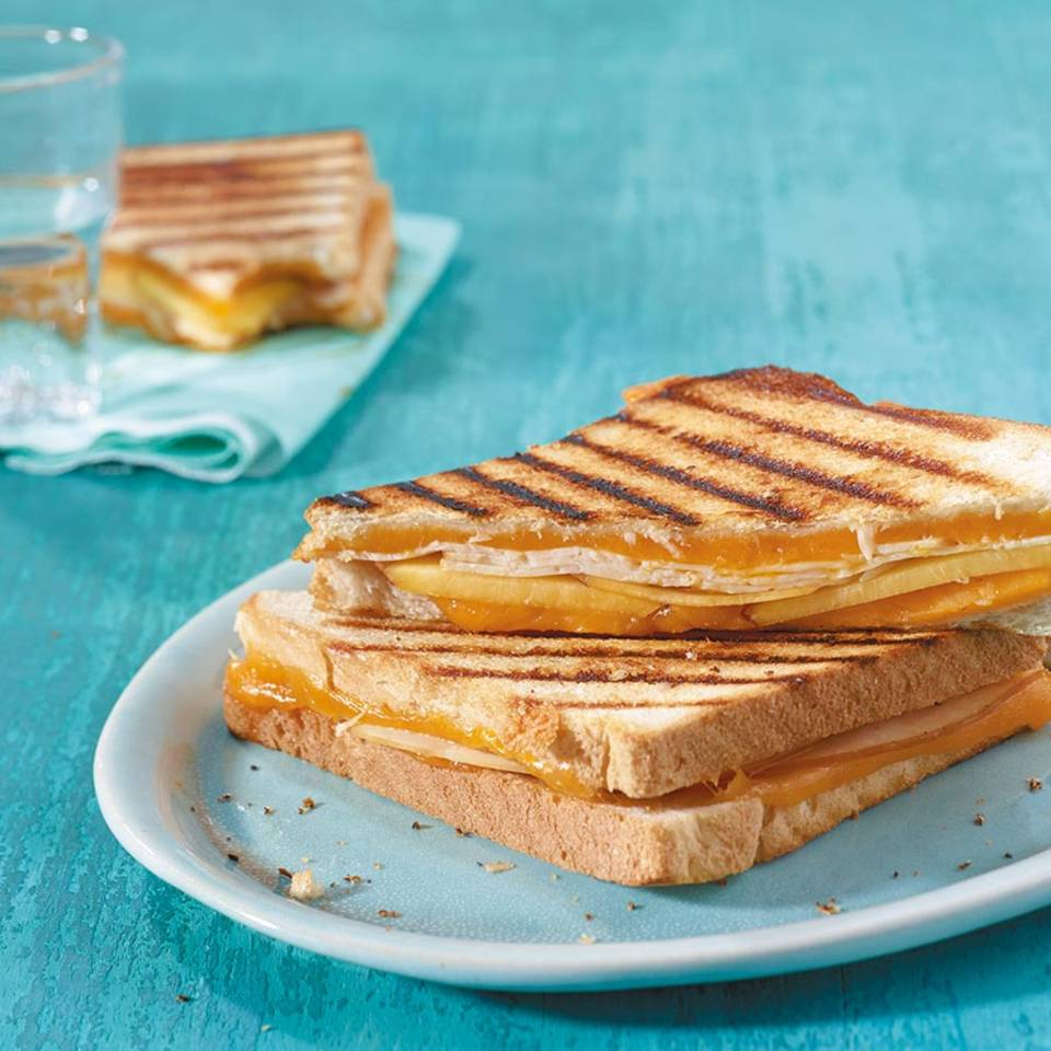 Toast-Sandwich Rezept