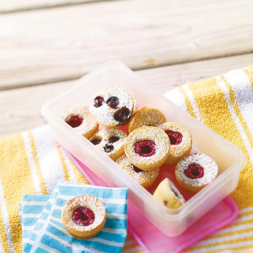 Mini-Beeren-Muffins