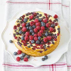 Beeren-Ricotta-Kuchen