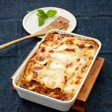 Pilz-Gemüse-Lasagne