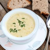 Riesling-Creme-Suppe