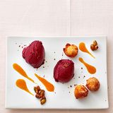Rote-Bete-Cassis-Sorbet