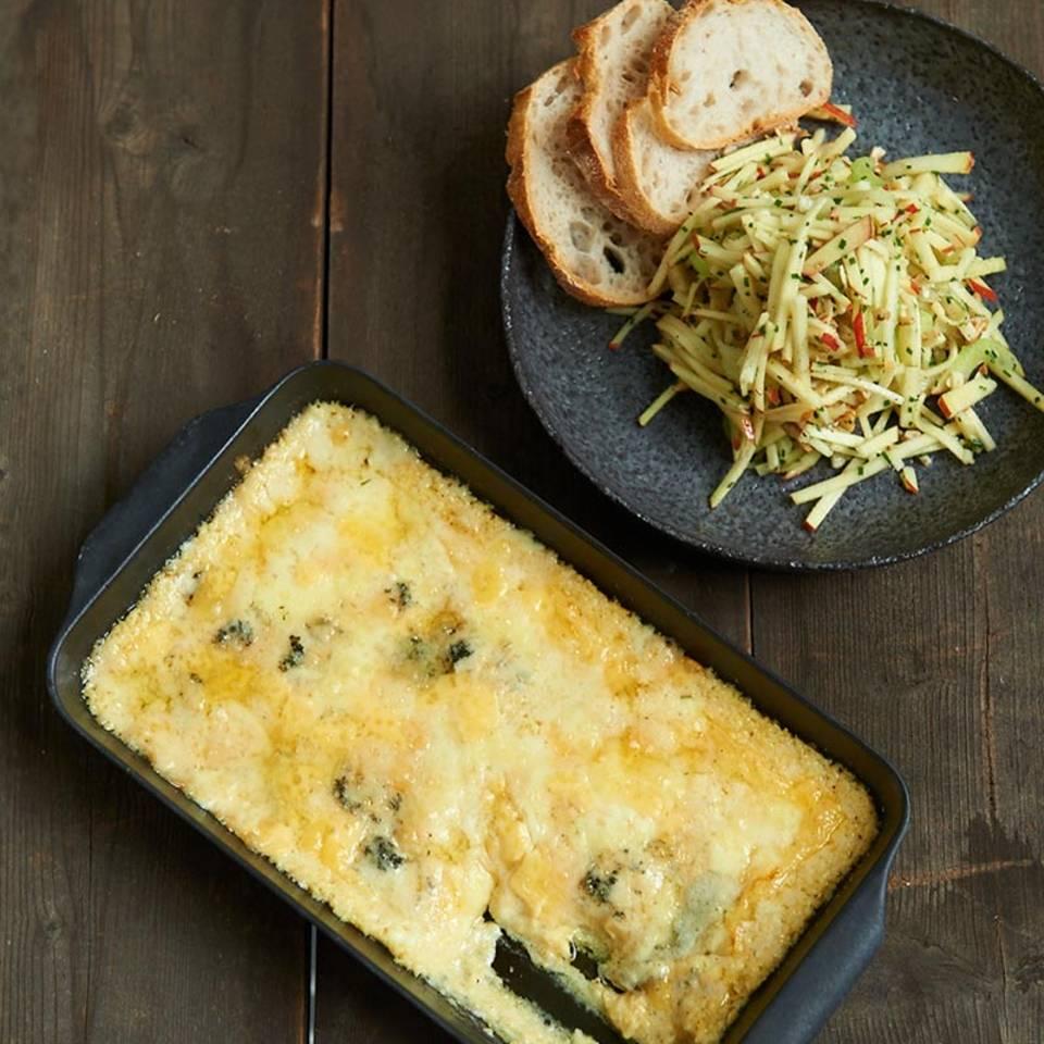 Cremige Käse-Polenta Rezept