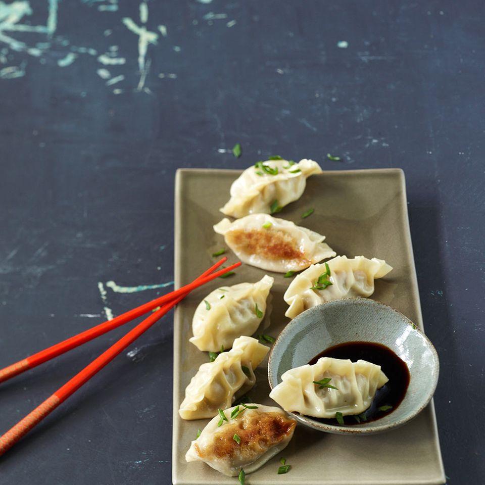 Dumplings: chinesische Teigtaschen selber machen