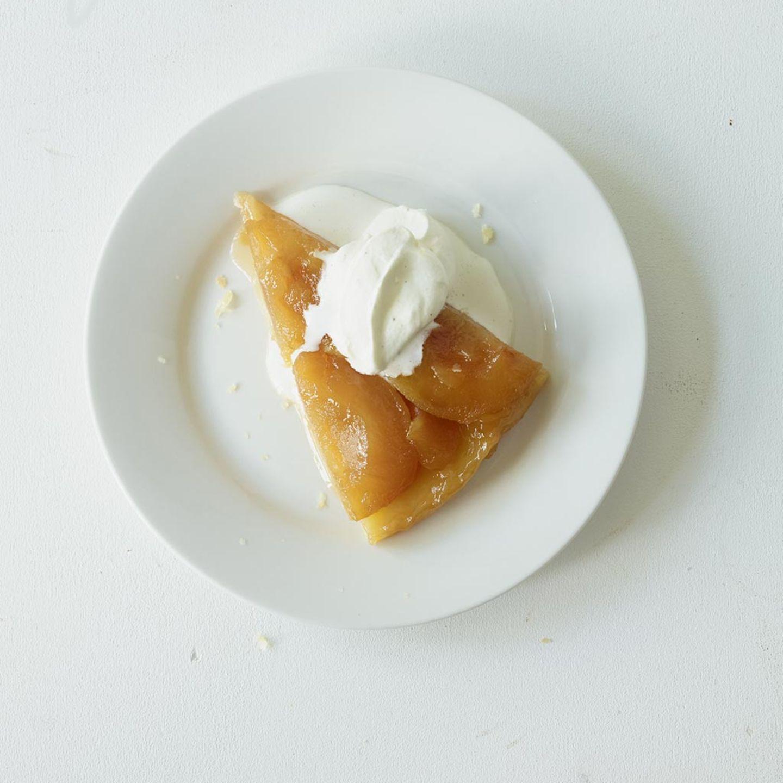 Apfel-Tarte-Tatin