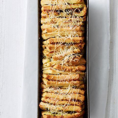 Kräuter-Zupfbrot