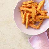 Süßkartoffel-Fritten