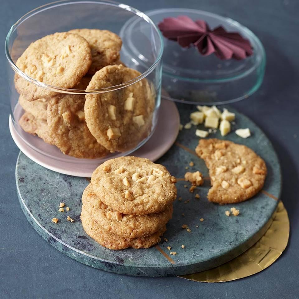 Espresso-Cookies  Rezept