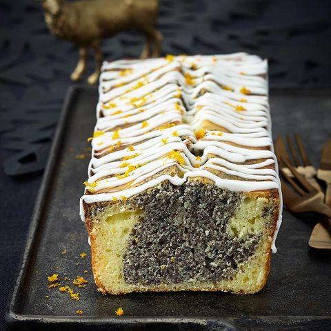 Mohn-Orangen-Kuchen