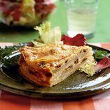 Kartoffel-Kohlrabi-Torte