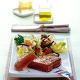 Thunfischsteaks mit Nizza-Salat