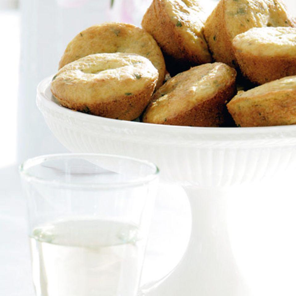 Kartoffel-Blumenkohl-Muffins