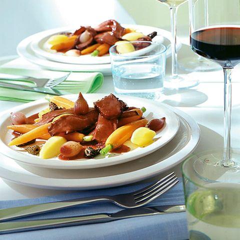 Hähnchenbrust mit Balsamico-Aprikosen-Sauce
