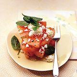 Wassermelonen-Salat