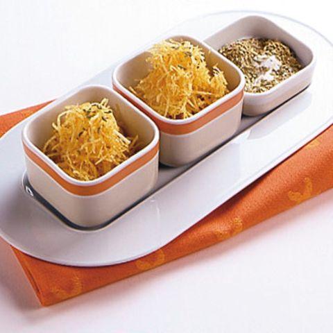 Kartoffeln mit Chili-Fenchel-Salz