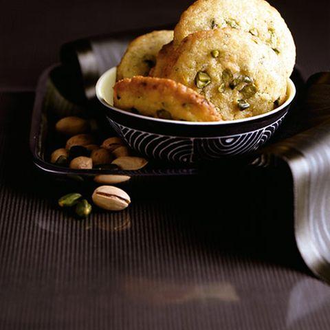 Pistazien-Cookies