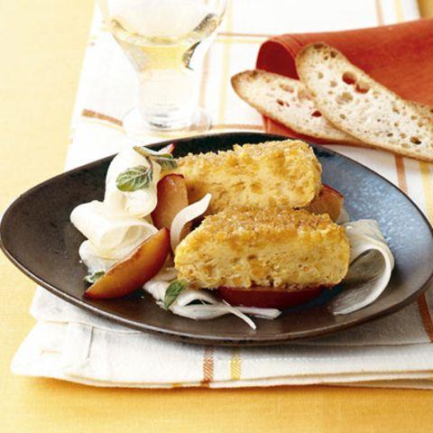 Kartoffel-Linsen-Buletten