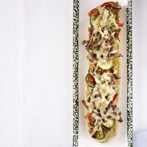 Roastbeef-Baguette