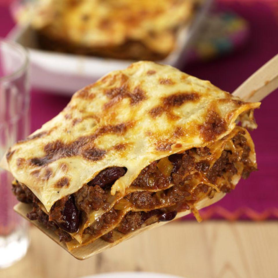 Lasagne Mexiko
