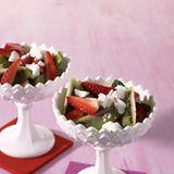 Erdbeer-Kiwi-Salat