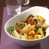 Paprika-Kartoffel-Gemüse