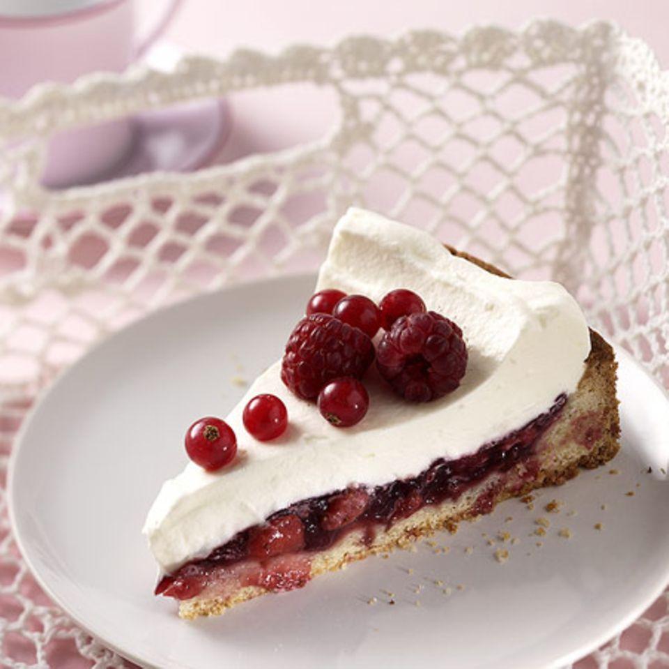 Grütze-Torte