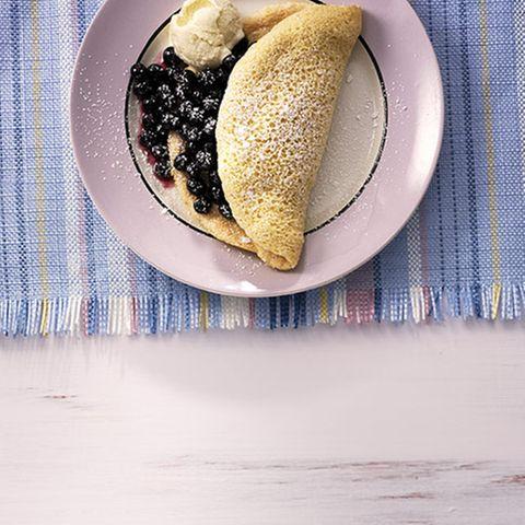 Heidelbeer-Omelett