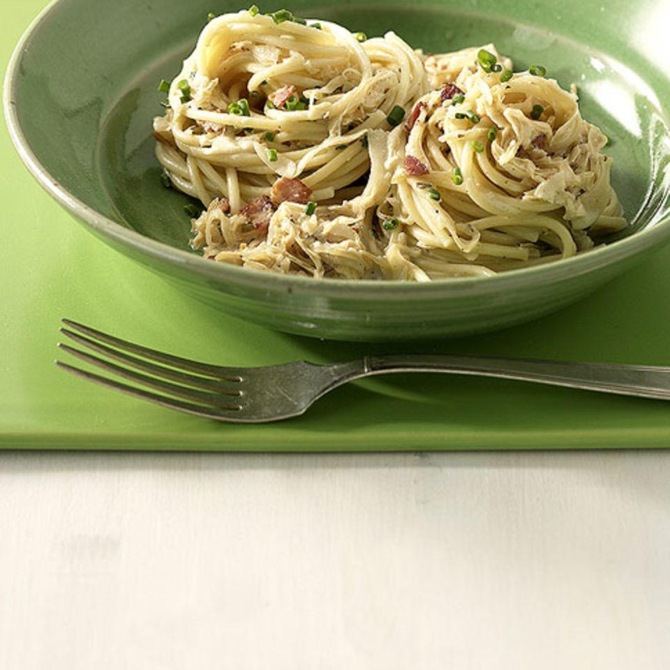 Sauerkraut-Pasta