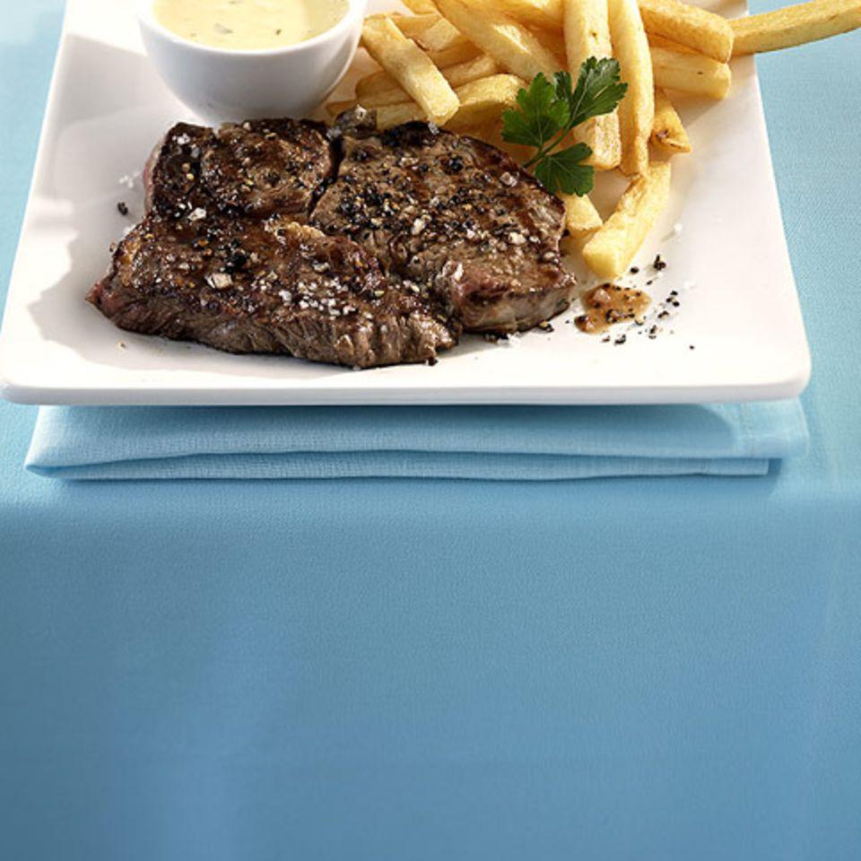 Steak frite vite